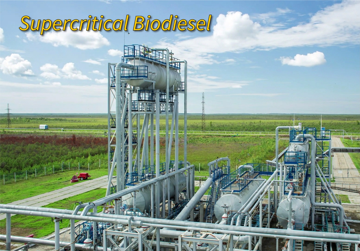 Top pic Supercritical heading website green fields